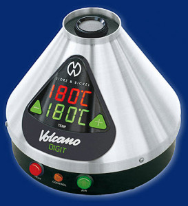 Volcano vaporizer imparts pure aroma flavors in cuisines